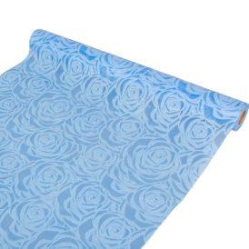 3D mintás vetex tekercs kék 48cm x 5y