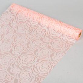 3D mintás vetex tekercs rózsaszín 48cm x 5y