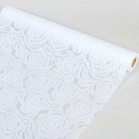 3D mintás vetex tekercs 48cm x 5y fehér