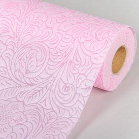 3D mintás vetex tekercs 48cm x 5y rózsaszín