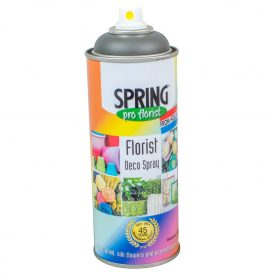 Virágfesték SPRING  400ml CHARCOAL GREY