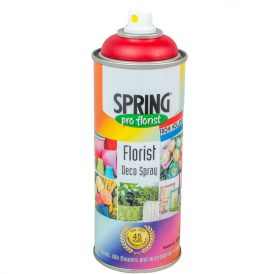 Virágfesték SPRING  400ml HOLIDAY RED