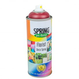 Virágfesték SPRING  400ml BURGUNDY RED