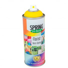 Virágfesték SPRING  400ml CHROME YELLOW