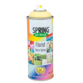 Virágfesték SPRING  400ml LIGHT YELLOW