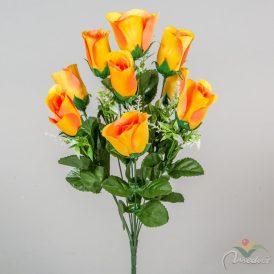 Bimbós rózsa csokor 10v. 24db/karton Egész/fél kartonra rendelhető!
