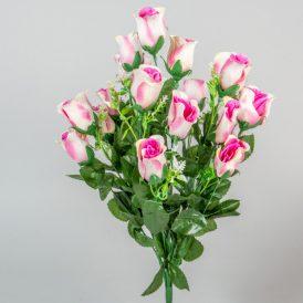 Bimbós rózsa csokor 18v. 12db/karton Egész/fél kartonra rendelhető!