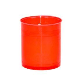 Mécsesbetét mini piros 30g  4,5cm 10db/#
