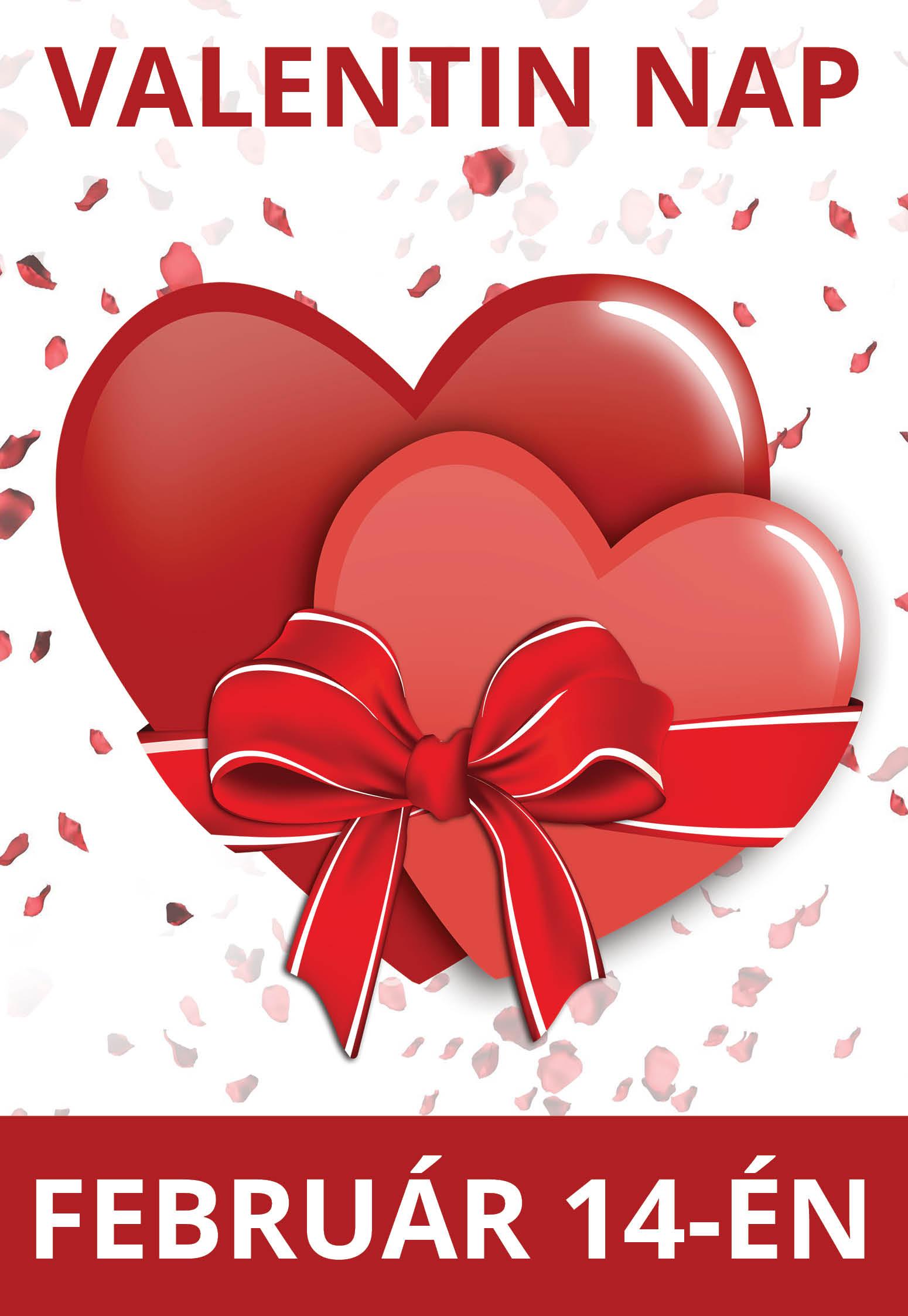 Valentin nap plakát
